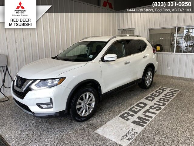 2018 Nissan Rogue S Red Deer County AB