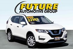 2018_Nissan_Rogue_S_ Roseville CA