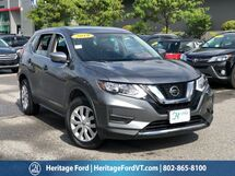2018 Nissan Rogue S South Burlington VT