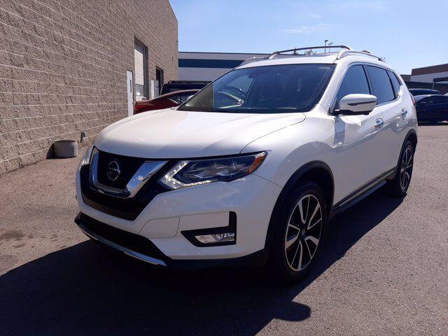 2018 Nissan Rogue SL | AWD | LEATHER | HEATED SEATS | Calgary AB