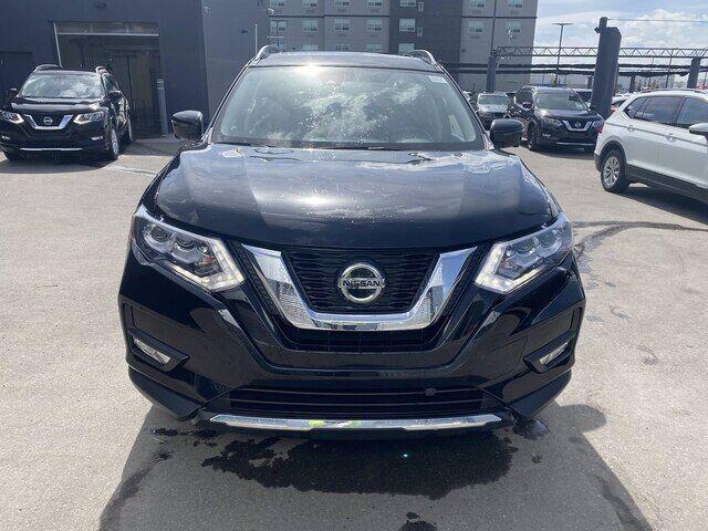 2018 Nissan Rogue SL | LEATHER | SUNROOF | NAV | *LOW KM* Calgary AB