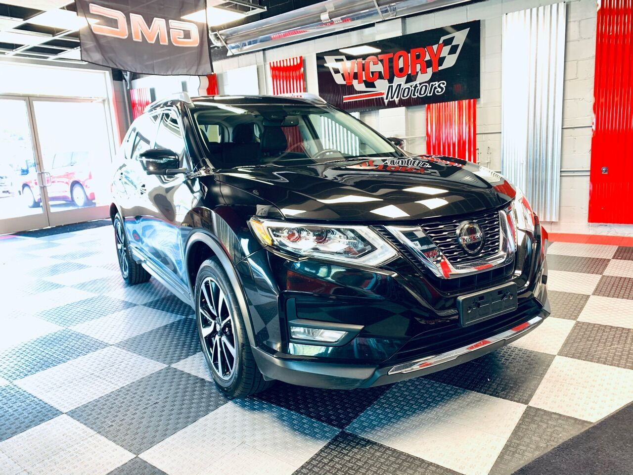 2018 Nissan Rogue SL AWD 4dr Crossover