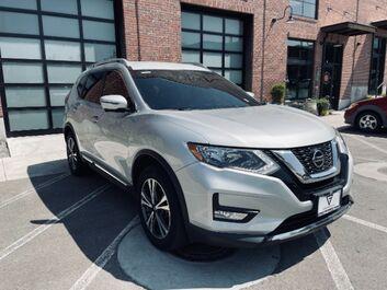 Nissan Rogue SL AWD 2018