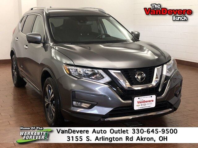 2018 Nissan Rogue SL Akron OH