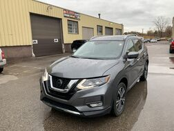 2018_Nissan_Rogue_SL_ Cleveland OH