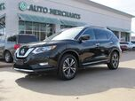 2018 Nissan Rogue SL FWD 2.5L 4CYL AUTOMATIC, LEATHER SEATS, NAVIGATION, BLIND SPOT MONITOR, 360 DEGREE CAMERA