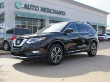 2018_Nissan_Rogue_SL FWD 2.5L 4CYL AUTOMATIC, LEATHER SEATS, NAVIGATION, BLIND SPOT MONITOR, 360 DEGREE CAMERA_ Plano TX