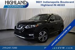 2018_Nissan_Rogue_SL_ Highland IN