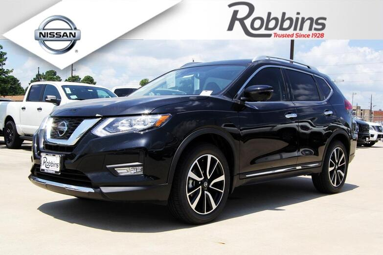 2018 Nissan Rogue SL Houston TX