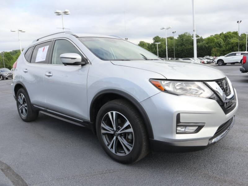 2018 Nissan Rogue SL Knoxville TN