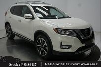 Nissan Rogue SL NAV,CAM,SUNROOF,HTD STS,BLIND SPOT,19IN WLS 2018