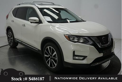 2018_Nissan_Rogue_SL NAV,CAM,SUNROOF,HTD STS,BLIND SPOT,19IN WLS_ Plano TX
