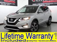 Nissan Rogue SL NAVIGATION REAR CAMERA HEATED LEATHER SEATS MEMORY SEAT 2018