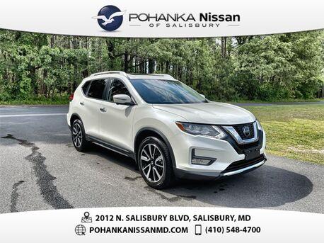 2018_Nissan_Rogue_SL_ Salisbury MD