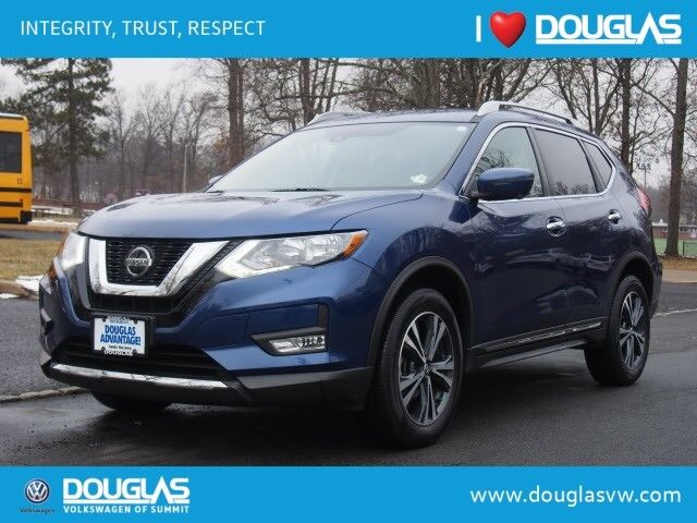 2018 Nissan Rogue SL Summit NJ
