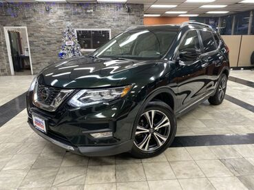 2018_Nissan_Rogue_SL_ Worcester MA