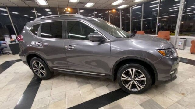 2018 Nissan Rogue SL Worcester MA