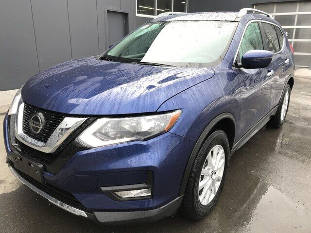 2018 Nissan Rogue SV | AWD | HTD SEATS | *LOW KM* Calgary AB