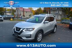 2018_Nissan_Rogue_SV AWD_ Ulster County NY