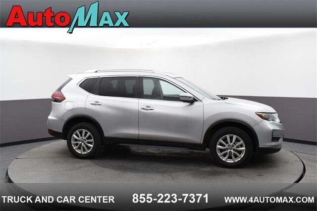 2018 Nissan Rogue SV AWD Farmington NM