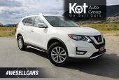 2018 Nissan Rogue SV, AWD, Low Km's, Heated Seats, No Accidents, and Good Fuel Eff