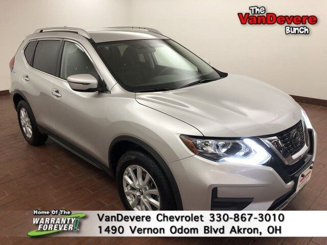 2018 Nissan Rogue SV Akron OH