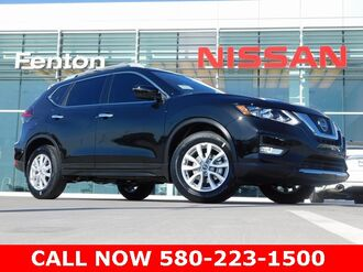 2018_Nissan_Rogue_SV_ Ardmore OK