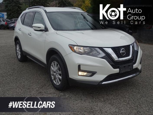 2018 Nissan Rogue SV, Back Up Camera, Heated seats, Bluetooth Penticton BC
