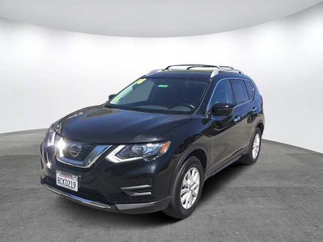 2018 Nissan Rogue SV Chico CA