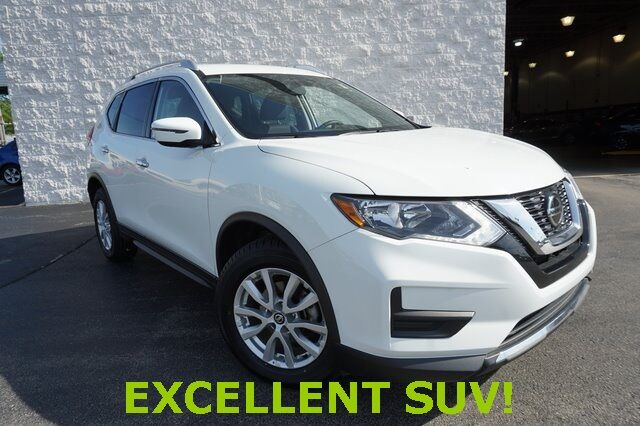 2018 Nissan Rogue SV Chicago IL