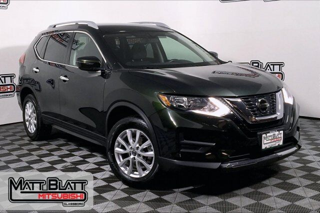 2018 Nissan Rogue SV Egg Harbor Township NJ