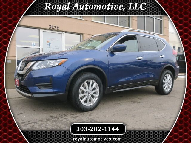 2018 Nissan Rogue SV Englewood CO