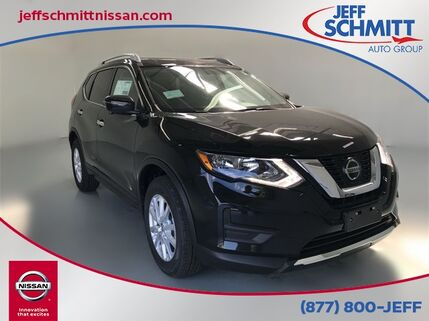 2018_Nissan_Rogue_SV_ Dayton area OH