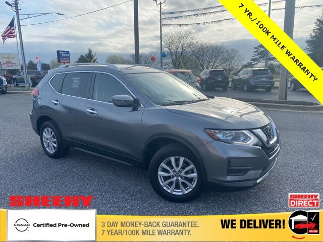 2018 Nissan Rogue SV Glen Burnie MD