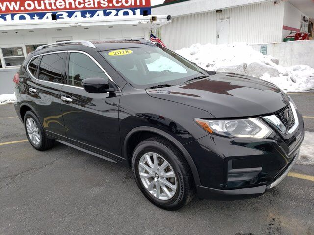 2018 Nissan Rogue SV Allentown PA
