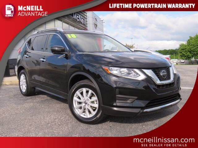 2018 Nissan Rogue SV High Point NC