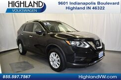 2018_Nissan_Rogue_SV_ Highland IN