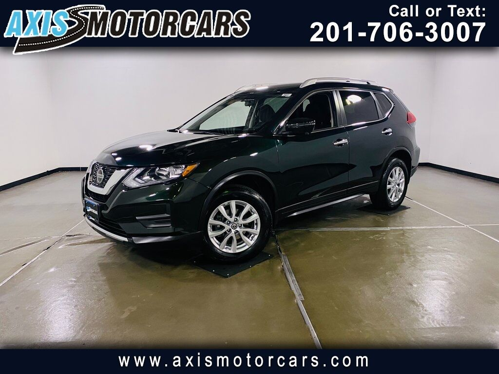 2018 Nissan Rogue SV Jersey City NJ