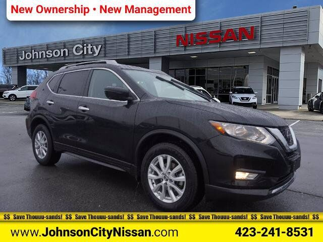2018 Nissan Rogue SV Johnson City TN