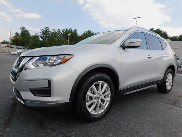 2018 Nissan Rogue SV Knoxville TN