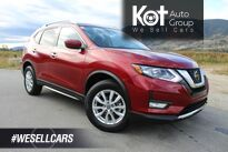 Nissan Rogue SV, Low Km's, No Accidents, Panoramic Sunroof 2018