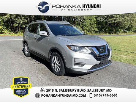 2018_Nissan_Rogue_SV **MUST SEE**_ Salisbury MD