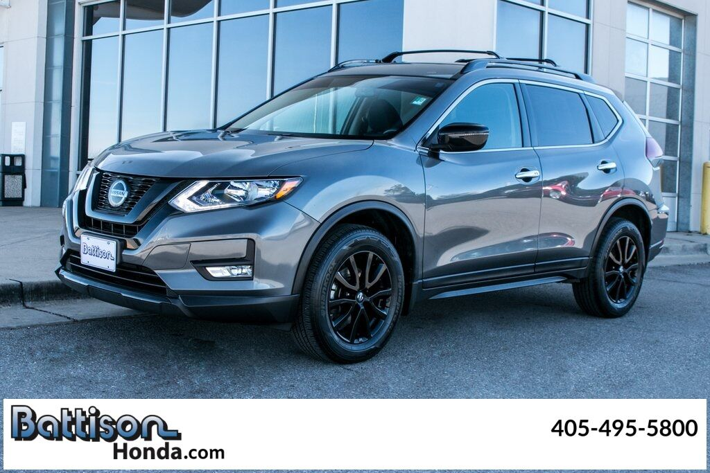 2018_Nissan_Rogue_SV Midnight_ Oklahoma City OK