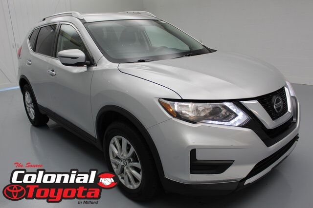 2018 Nissan Rogue SV Milford CT