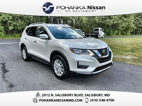 2018_Nissan_Rogue_SV Nissan Certified Pre-Owned_ Salisbury MD