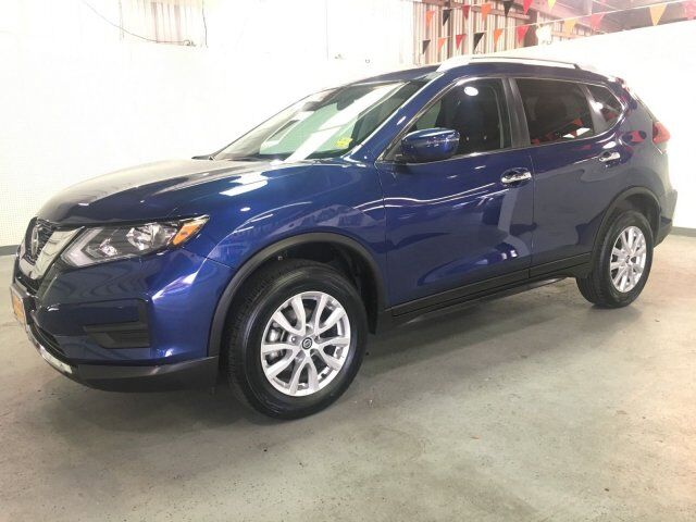 2018 Nissan Rogue SV Oroville CA