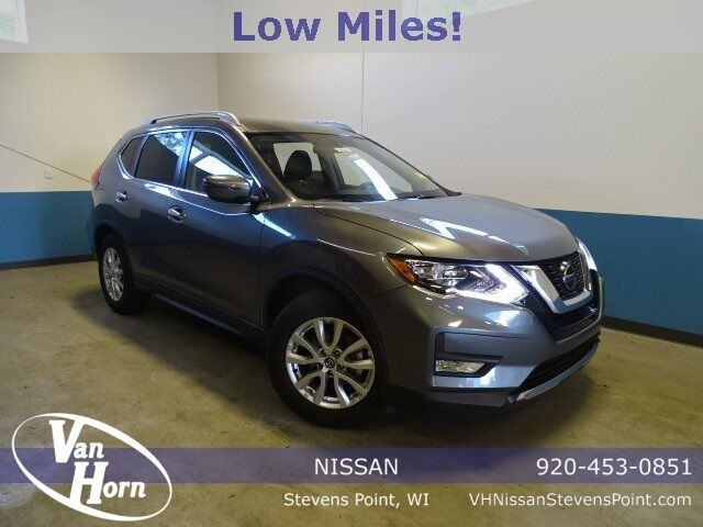 2018 Nissan Rogue SV Plymouth WI