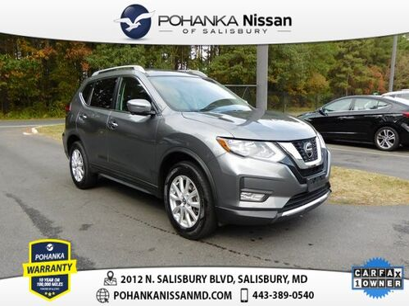 2018_Nissan_Rogue_SV Pohanka Certified_ Salisbury MD