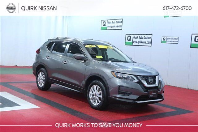 2018 Nissan Rogue SV Quincy MA