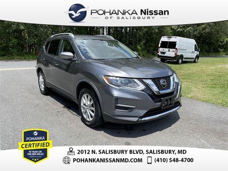 2018_Nissan_Rogue_SV_ Salisbury MD